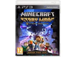 PS3 Minecraft: Story Mode