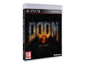 PS3 Doom 3 - BFG Edition
