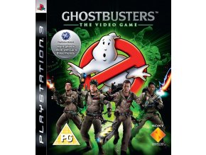 PS3 Ghostbusters