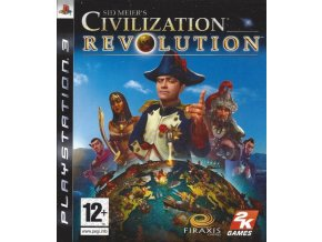 PS3 Sid Meier's Civilization: Revolution