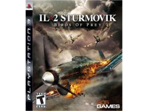 PS3 IL-2 Sturmovik: Birds of Prey