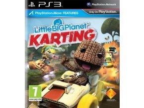 PS3 LittleBigPlanet Karting