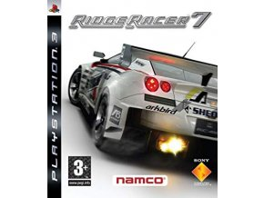 PS3 Ridge Racer 7