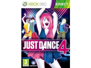 XBOX 360 Just Dance 4
