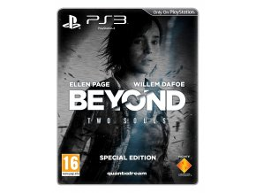 PS3 Beyond Two Souls Special Edition (steelbook)