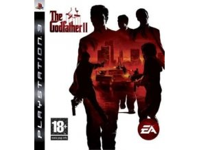 PS3 The Godfather II CZ