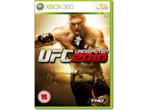 XBOX 360 UFC Undisputed: 2010