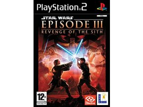 PS2 Star Wars: Episode III – Revenge of the Sith