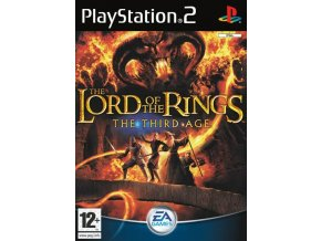 PS2 Lord Of Rings: Third Age