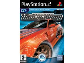 PS2 need for speed underground