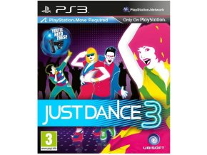 PS3 Just Dance 3