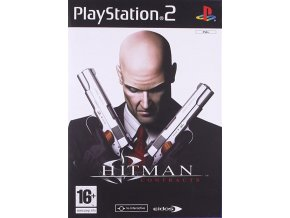 PS2 Hitman: Contracts