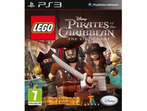 PS3 LEGO Pirates of the Caribbean