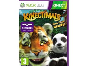 XBOX 360 Kinectimals--Now With Bears!