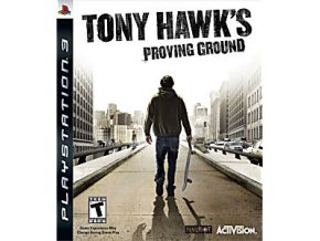 PS3 Tony Hawk's Proving Ground