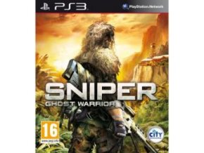 PS3 Sniper: Ghost Warrior