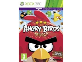 XBOX 360 Angry Birds Trilogy