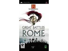 PSP The History Channel: Great Battles of Rome