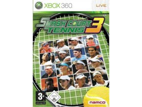 XBOX 360 Smash Court Tennis 3