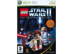 XBOX 360 Lego Star Wars II: The Original Trilogy