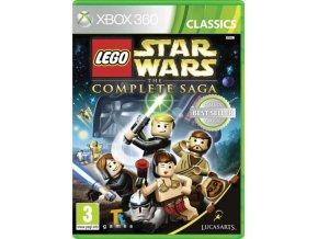 XBOX 360 Lego Star Wars: The Complete Saga