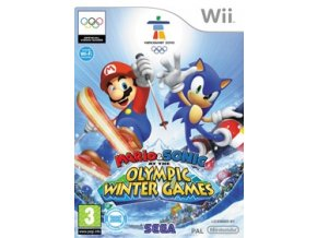 Wii Mario & Sonic at the Olympic Winter Games