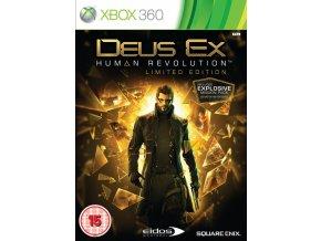 XBOX 360 Deus Ex: Human Revolution - Limited Edition