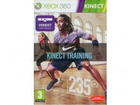 XBOX 360 Nike Plus Kinect Training