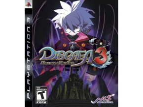 PS3  Disgaea 3: Absence of Justice