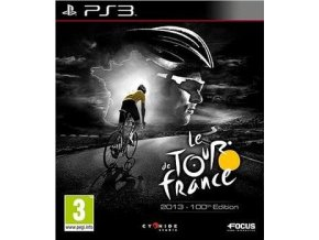 PS3 Le Tour de France 2013 - 100th Edition