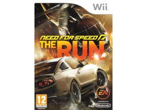 Wii Need for Speed: The Run