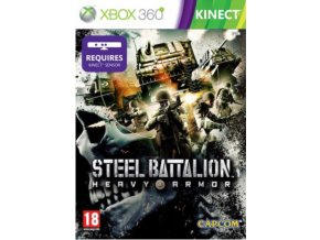 XBOX 360 Steel Battalion: Heavy Armor