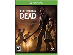 XBOX ONE The Walking Dead The Complete First Season