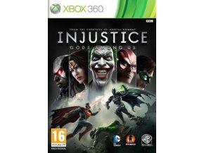 XBOX 360 Injustice Gods Among Us