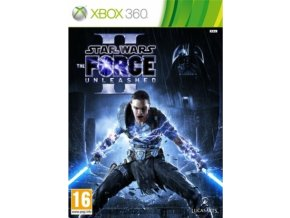 XBOX360 Star Wars: The Force Unleashed 2