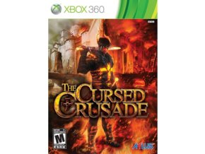 XBOX 360 The Cursed Crusade