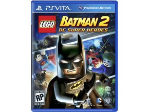 PS VITA LEGO Batman 2: DC Super Heroes
