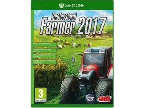 XBOX ONE Professional Farmer 2017