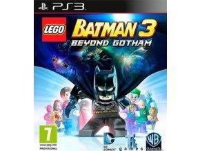 PS3 LEGO Batman 3: Beyond Gotham