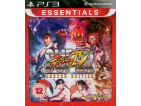 PS3 Super Street Fighter IV Arcade Edition