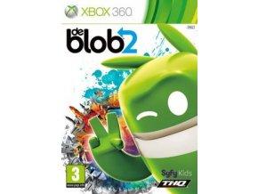 XBOX 360 De Blob 2