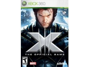 XBOX 360 X-Men: The Official Game