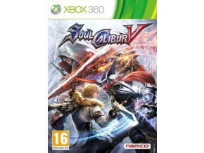 XBOX 360 Soul Calibur V