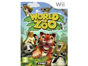 Wii World of Zoo