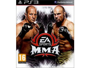 PS3 EA Sports MMA: Mixed Martial Arts