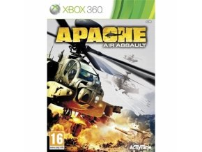 XBOX 360 Apache Air Assault