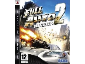 PS3 Full Auto 2: Battlelines