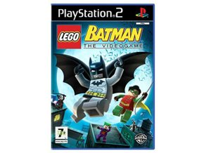 PS2 LEGO Batman: The Videogame