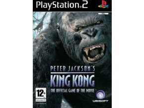 PS2 Peter Jackson's King Kong
