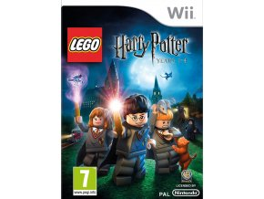 Wii LEGO Harry Potter: Years 1-4